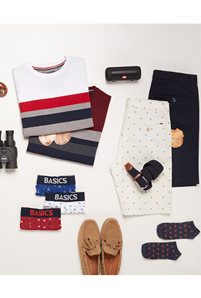 BASICS COLLECTION OF A-Z Fashion items